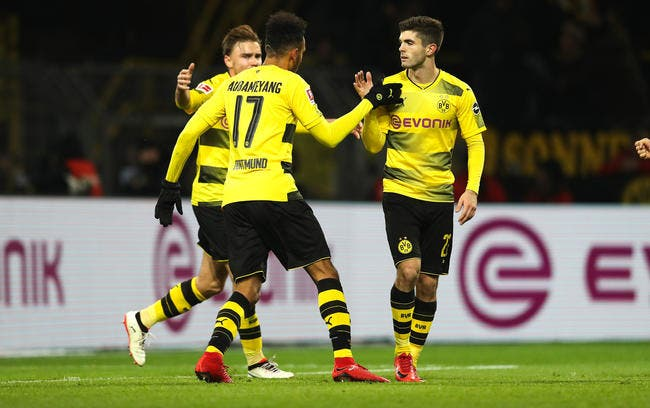 Bundesliga : Dortmund repart de l'avant contre Hoffenheim