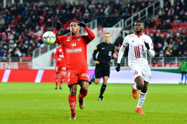 DFCO : Dijon fracasse Lille et se découvre des ambitions