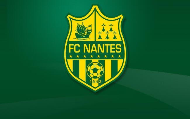 FCN : Le groupe du FC Nantes contre Angers