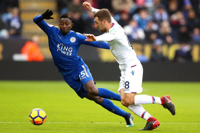 Leicester - Crystal Palace : 0-3