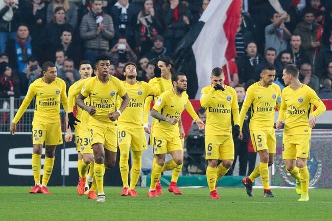 PSG : Neymar est plus que parfait, Emery s'agenouille