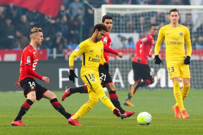 Neymar quittera le stage au Qatar avant le reste du PSG