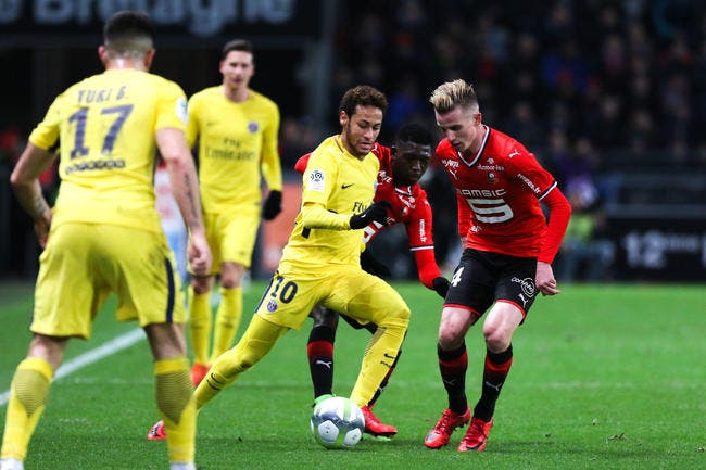 Rennes - PSG : 1-4