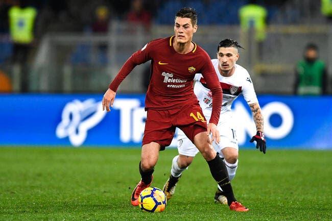 Serie A : L'AS Rome arrache la victoire contre Cagliari