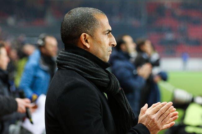 SRFC: Lamouchi envoie un tacle bien placé à Garcia et l'OM