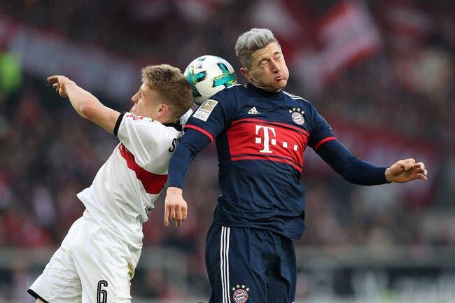Stuttgart - Bayern Munich : 0-1