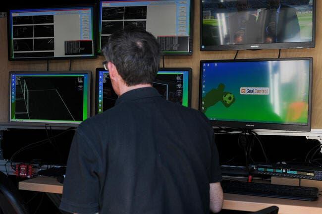 LFP : Les Allemands convoqués avec leur goal-line technology en carton
