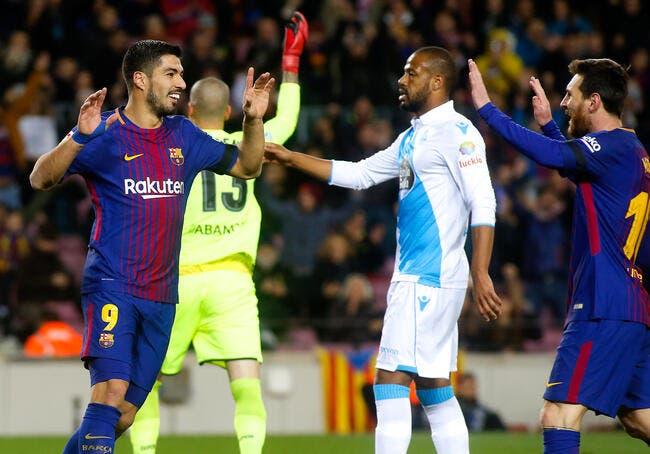 Liga : Barcelone déroule contre La Corogne