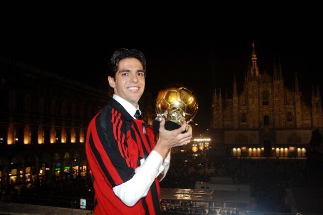 Ballon d'Or 2007, Kaka annonce sa retraite