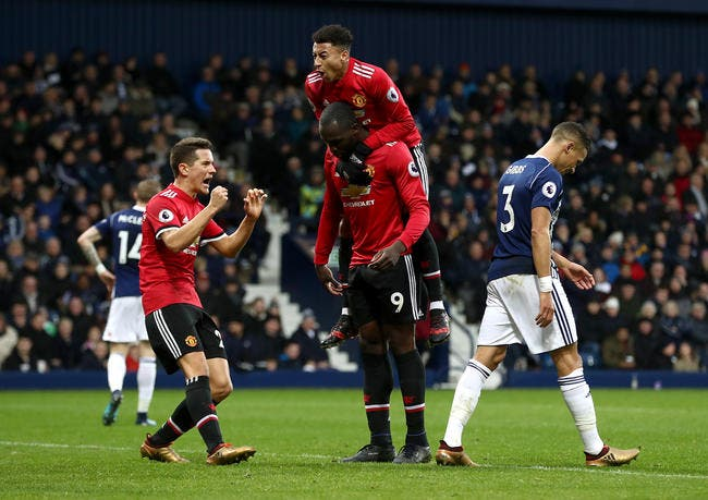 West Bromwich - Man Utd : 1-2