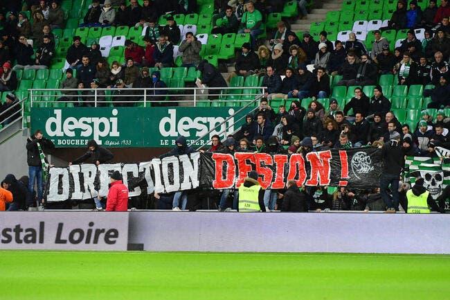 Les ultras dans le collimateur du Préfet de la Loire — ASSE
