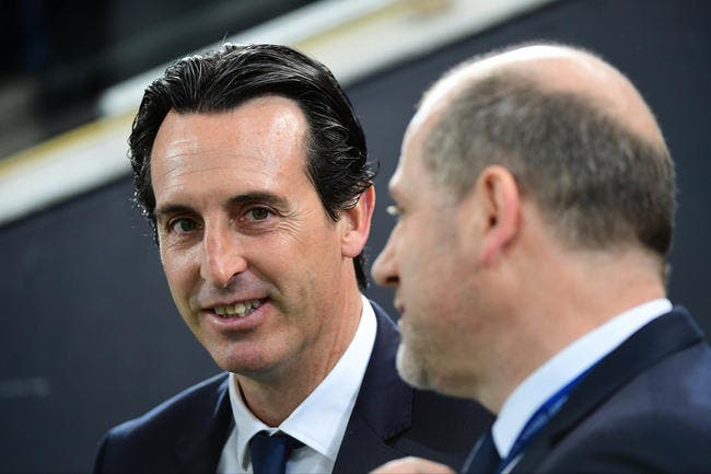 PSG : Emery fait ses voeux pour le mercato d'hiver
