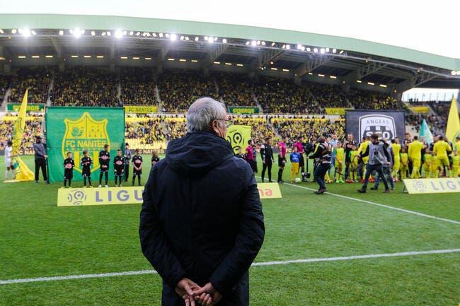 FCN: Offrez-moi un attaquant au mercato, la complainte de Ranieri
