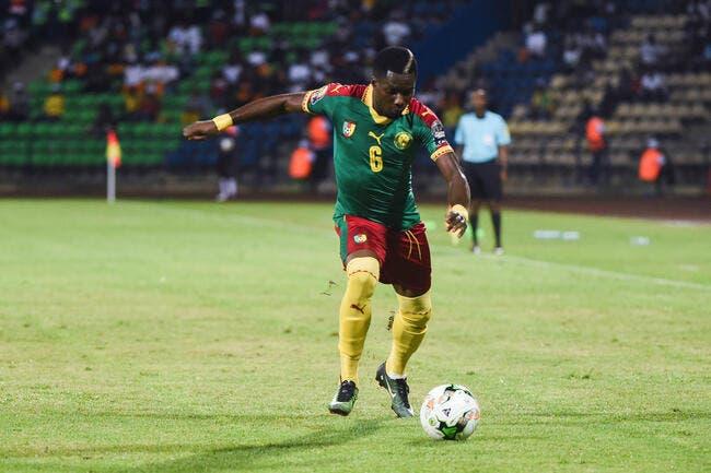 Nicollin annonce l'arrivée de Oyongo Bitolo à Montpellier (vidéo) — Transfert