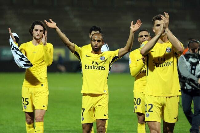 PSG : Nantes rêve encore de Lucas