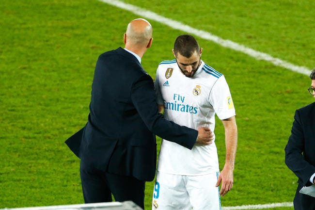 Real Madrid - LDC : Zinedine Zidane envoie un message au PSG