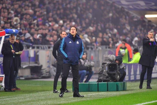 OM : Garcia refait le match contre Lyon et s'agace toujours