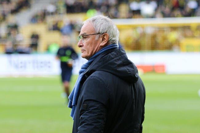 FCN : Claudio Ranieri calme tout le monde avant le mercato