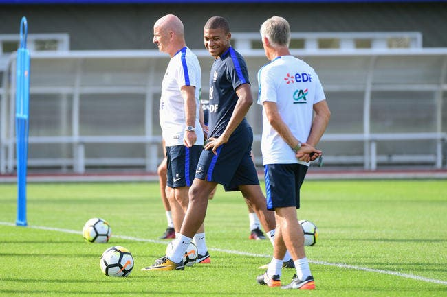 EdF: Benzema écarté, Mbappé n'y comprend rien