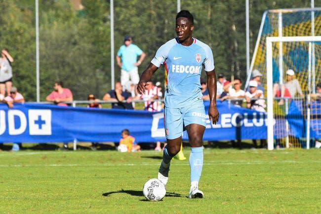 Souahilo Meité pisté par un club de L1 — Monaco