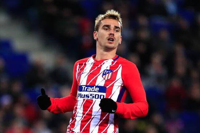 L'Atlético n'a plus la main sur Griezmann — Mercato