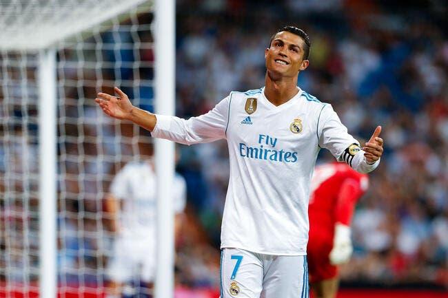 Le fisc espagnol veut envoyer Cristiano Ronaldo en prison!