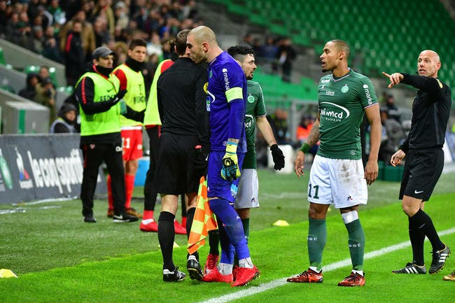 ASSE : Ruffier lourdement suspendu, les Verts contre-attaquent !