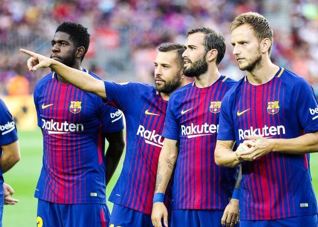 Mercato: Coup de balai au FC Barcelone, cinq départs annoncés!