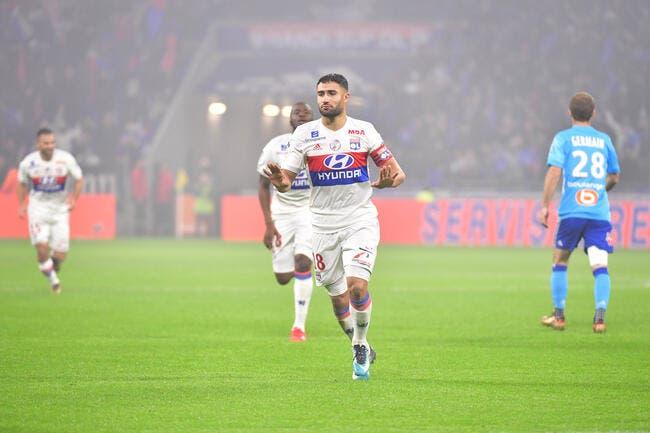 OL: Lyon anticipe une folle tentative pour recruter Fékir