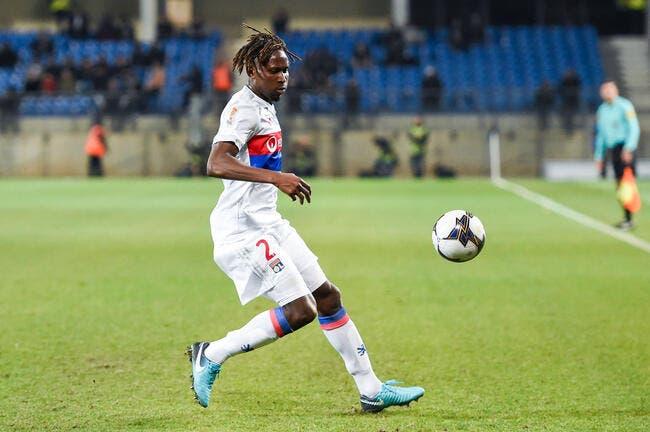 OL: Malchanceux, l'Inter n'a plus le choix pour Yanga-Mbiwa