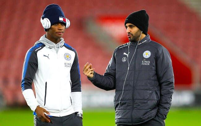 Leicester pense à Ben Arfa…pour remplacer Riyad Mahrez