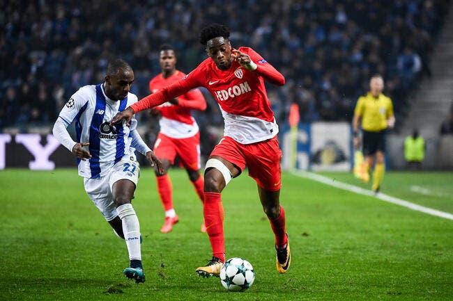 Terence Kongolo (Monaco) : Huddersfield confirme