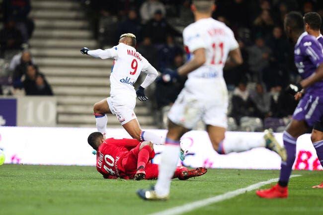 OL: Mariano Diaz convoqué pour sa simulation contre Toulouse