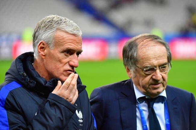Deschamps ne succédera pas à Le Graët — Equipe de France