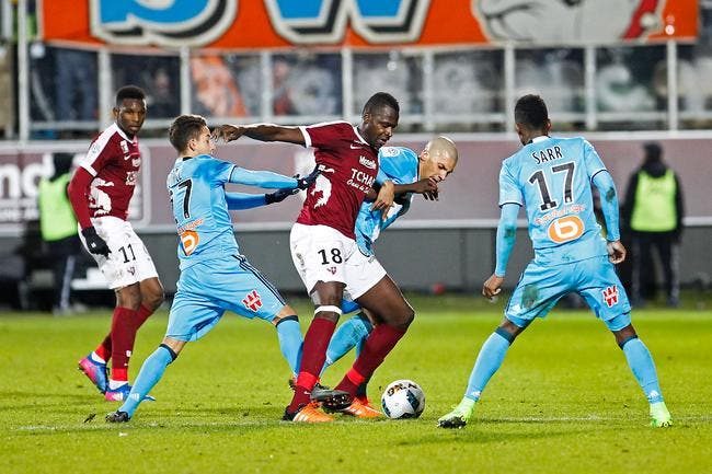 Metz – OM 1-0