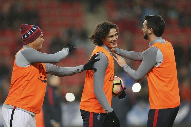 PSG : Javier Pastore attendu comme le Messie face à Barcelone