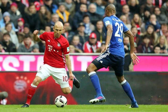 Bayern Munich - Schalke 04 : 1-1