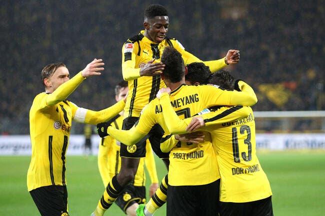Borussia Dortmund - RB Leipzig : 1-0