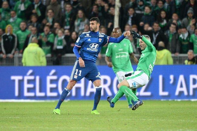 ASSE - OL (2-0) : Derby, Caïazzo très remonté contre les Lyonnais