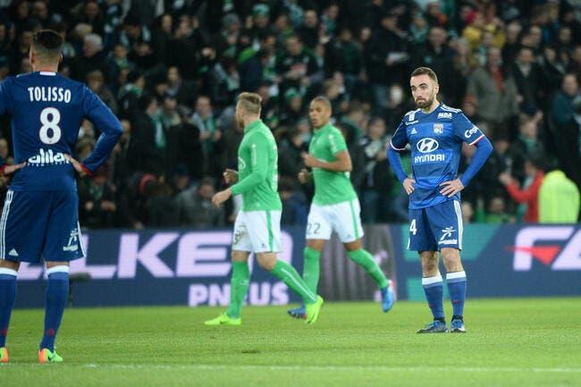 Dégoûté par le comportement des Lyonnais, Fabien Lemoine préfère quitter le terrain