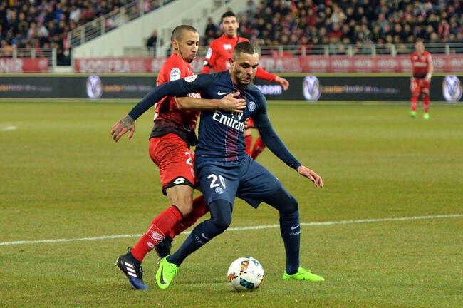 Dijon - PSG : la composition officielle d'Unai Emery