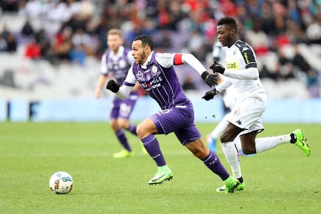 Toulouse – Angers 4-0
