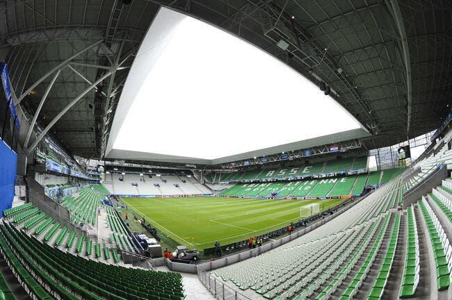 Lyon en direct: Saint-Etienne