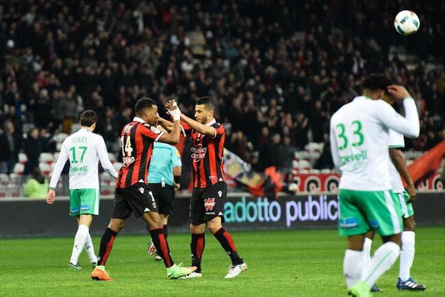 L1 : Nice répond à Monaco et au PSG, Lyon respire mieux