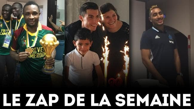 Cristiano Ronaldo, Payet, Benzema, ASSE-OL, Neymar, c'est le zap !