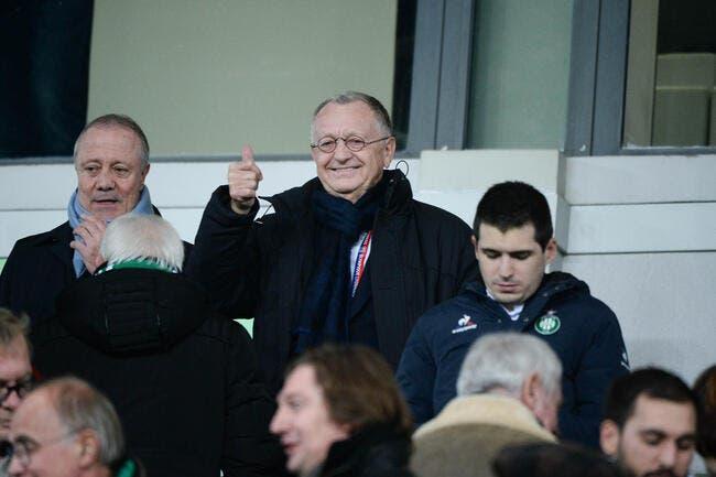 OL : Aulas veut gagner l'Europa League pour jouer la Ligue des champions