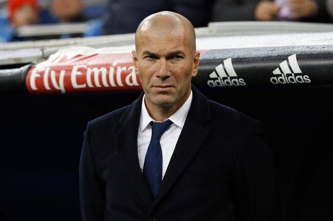 PSG: Zidane fait peur aux Parisiens avant le Barça