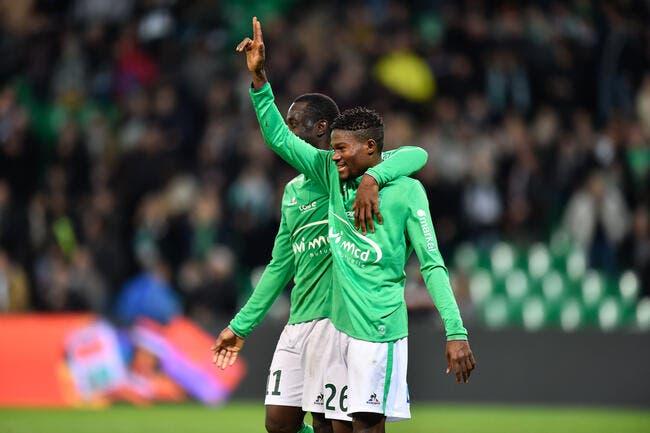 ASSE : Les Verts ont bien mérité leur match contre MU