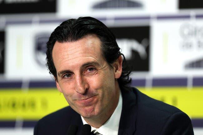 PSG : Paris fouette-t-il devant le Barça ? Emery répond