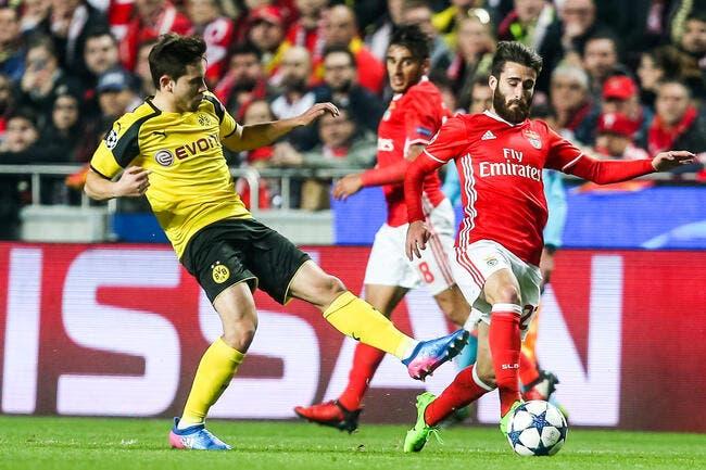 Benfica Lisbonne – Borussia Dortmund 1-0